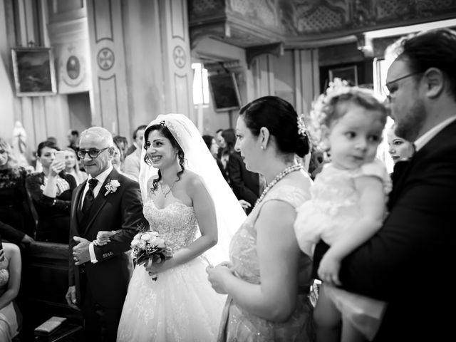 Il matrimonio di Angelo e Azzurra a San Sebastiano da Po, Torino 23