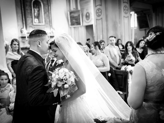 Il matrimonio di Angelo e Azzurra a San Sebastiano da Po, Torino 24
