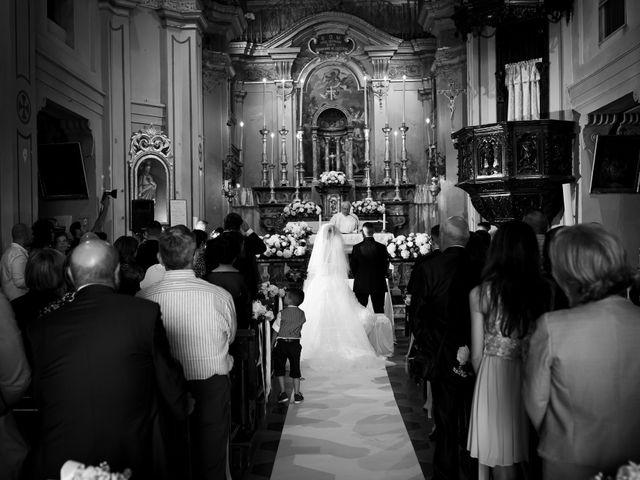 Il matrimonio di Angelo e Azzurra a San Sebastiano da Po, Torino 25