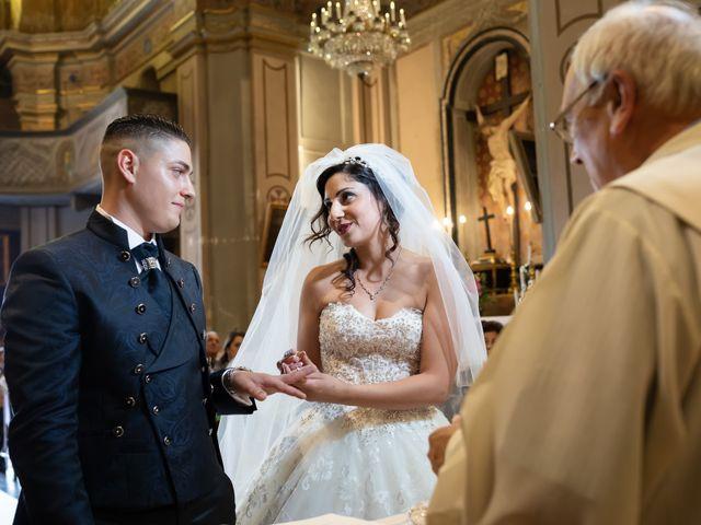 Il matrimonio di Angelo e Azzurra a San Sebastiano da Po, Torino 26