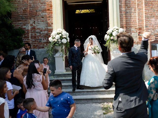 Il matrimonio di Angelo e Azzurra a San Sebastiano da Po, Torino 28