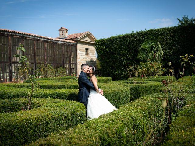 Il matrimonio di Angelo e Azzurra a San Sebastiano da Po, Torino 31