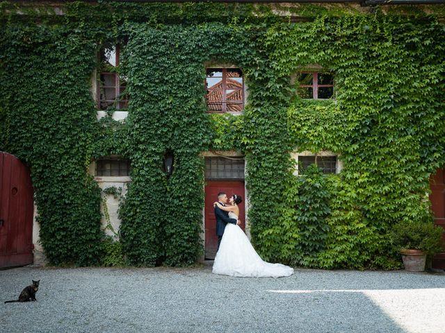 Il matrimonio di Angelo e Azzurra a San Sebastiano da Po, Torino 32