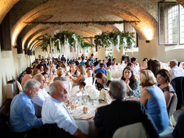 Il matrimonio di Angelo e Azzurra a San Sebastiano da Po, Torino 34