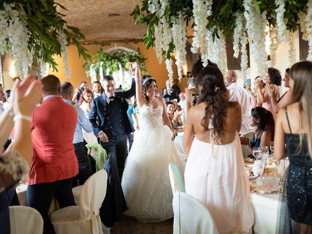Il matrimonio di Angelo e Azzurra a San Sebastiano da Po, Torino 35