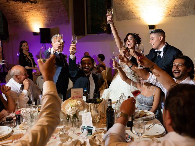 Il matrimonio di Angelo e Azzurra a San Sebastiano da Po, Torino 38
