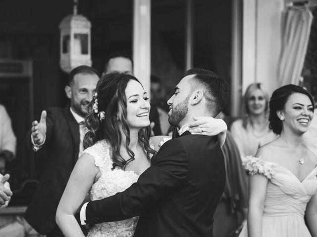 Il matrimonio di Dino e Alessandra a Terracina, Latina 9