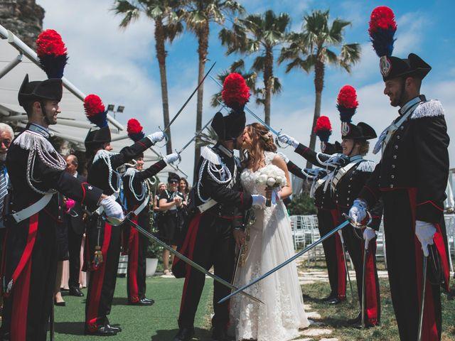Il matrimonio di Dino e Alessandra a Terracina, Latina 14