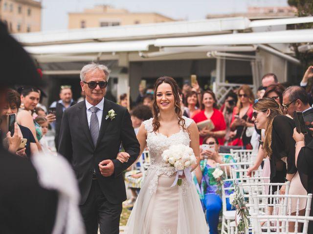 Il matrimonio di Dino e Alessandra a Terracina, Latina 15