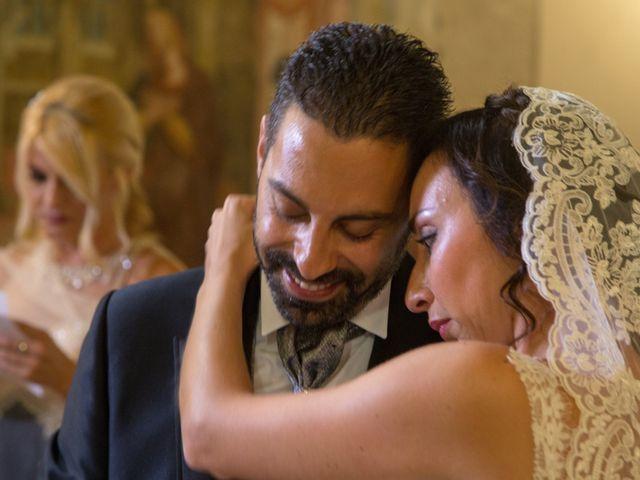 Il matrimonio di David e Marica a Cagli, Pesaro - Urbino 1