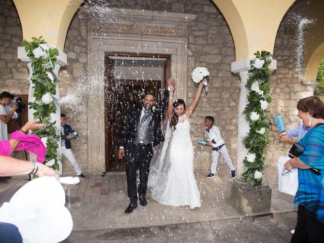 Il matrimonio di David e Marica a Cagli, Pesaro - Urbino 2