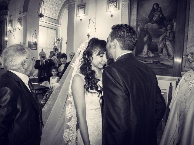 Il matrimonio di David e Marica a Cagli, Pesaro - Urbino 9