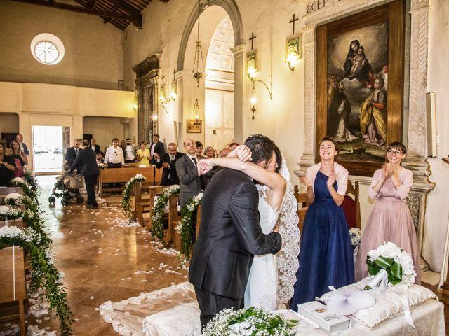 Il matrimonio di David e Marica a Cagli, Pesaro - Urbino 11