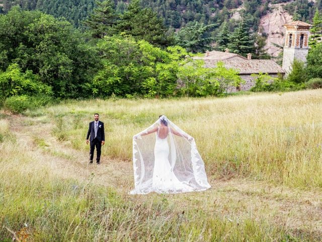 Il matrimonio di David e Marica a Cagli, Pesaro - Urbino 14