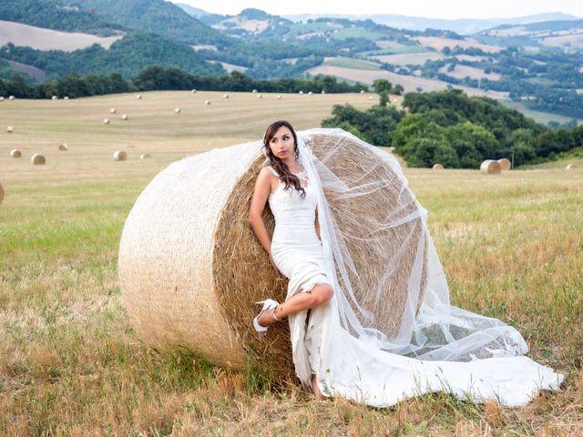 Il matrimonio di David e Marica a Cagli, Pesaro - Urbino 18