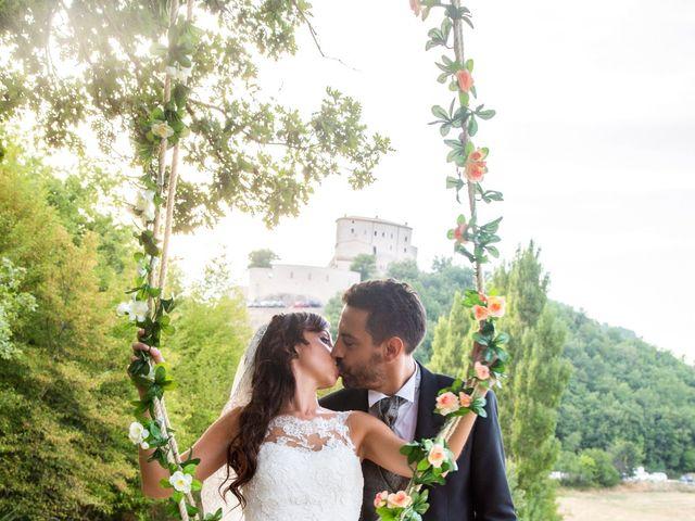 Il matrimonio di David e Marica a Cagli, Pesaro - Urbino 20