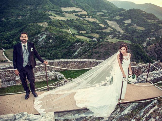 Il matrimonio di David e Marica a Cagli, Pesaro - Urbino 21