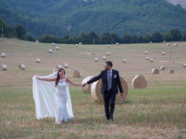 Il matrimonio di David e Marica a Cagli, Pesaro - Urbino 22