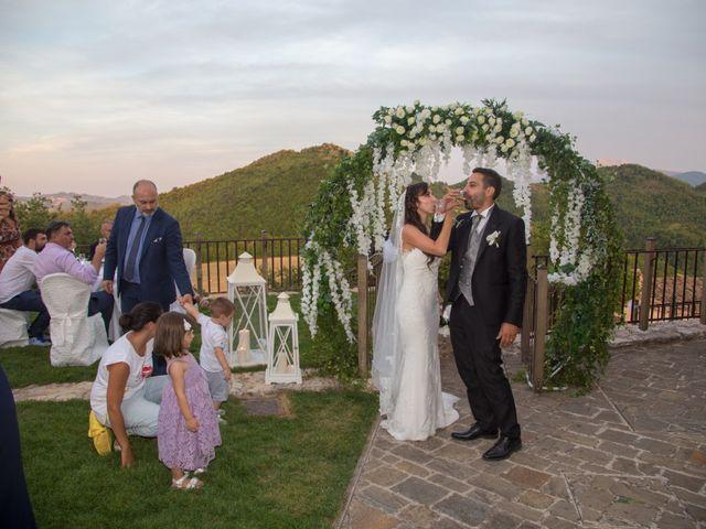 Il matrimonio di David e Marica a Cagli, Pesaro - Urbino 23
