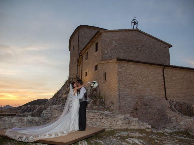 Il matrimonio di David e Marica a Cagli, Pesaro - Urbino 25