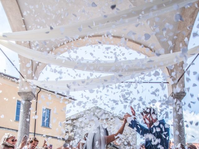 Il matrimonio di Mattia e Eleonora a Legnano, Milano 12