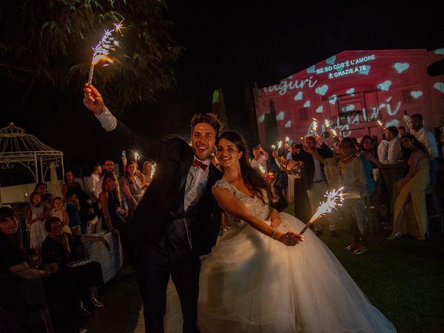Il matrimonio di Mattia e Eleonora a Legnano, Milano 22