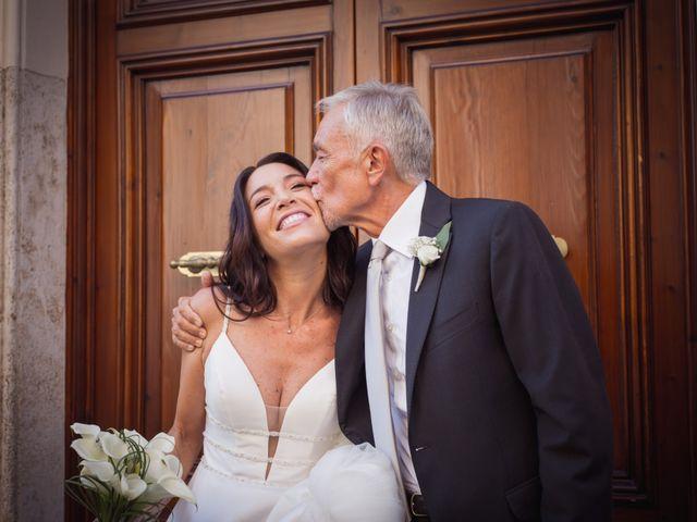 Il matrimonio di Fabio e Camilla a Santa Marinella, Roma 8