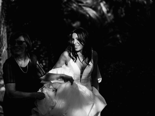 Il matrimonio di Fabio e Camilla a Santa Marinella, Roma 13