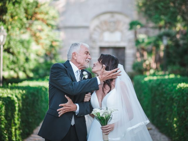 Il matrimonio di Fabio e Camilla a Santa Marinella, Roma 14