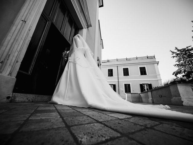 Il matrimonio di Fabio e Camilla a Santa Marinella, Roma 15