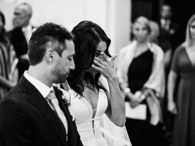 Il matrimonio di Fabio e Camilla a Santa Marinella, Roma 16