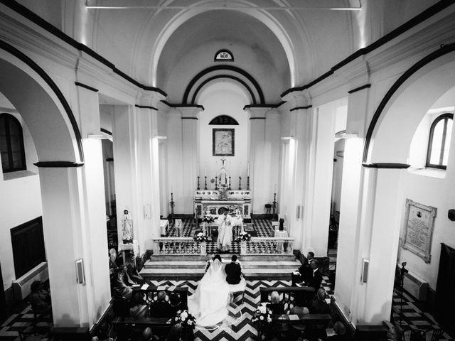Il matrimonio di Fabio e Camilla a Santa Marinella, Roma 17