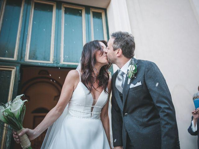 Il matrimonio di Fabio e Camilla a Santa Marinella, Roma 20