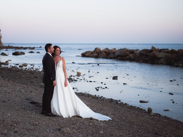 Il matrimonio di Fabio e Camilla a Santa Marinella, Roma 22