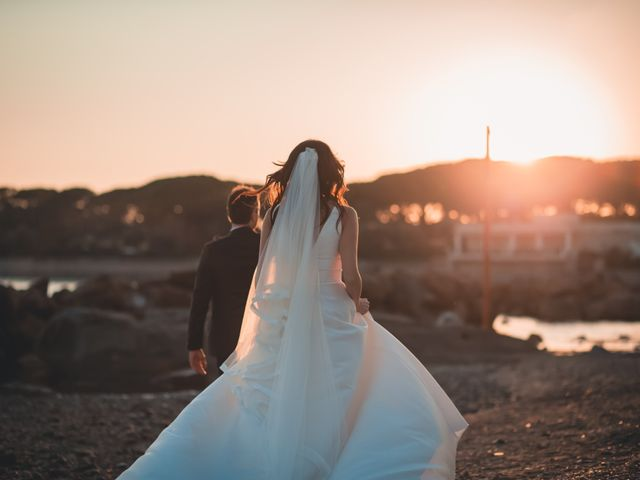 Il matrimonio di Fabio e Camilla a Santa Marinella, Roma 23