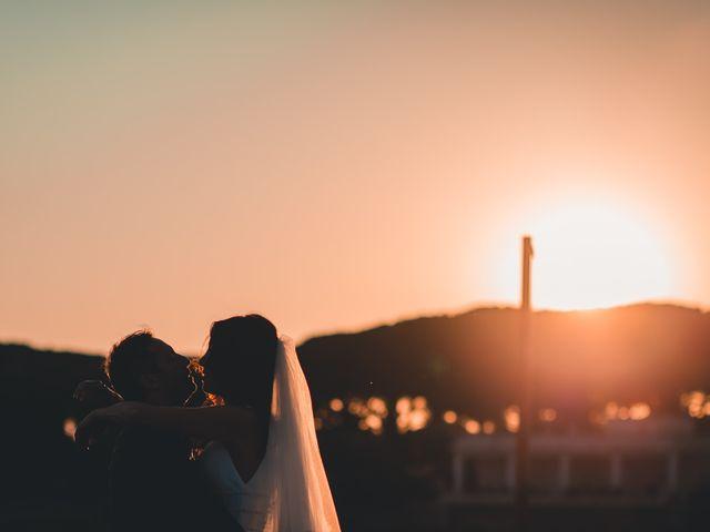 Il matrimonio di Fabio e Camilla a Santa Marinella, Roma 24
