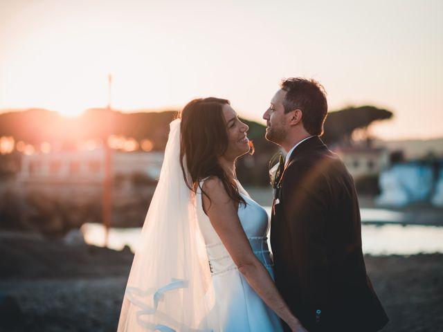 Il matrimonio di Fabio e Camilla a Santa Marinella, Roma 25