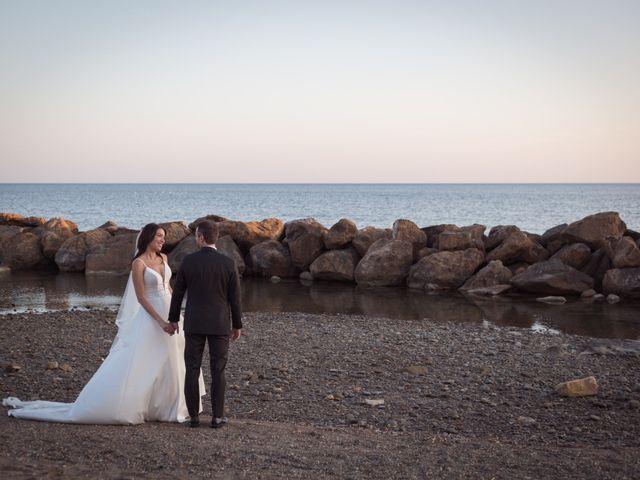 Il matrimonio di Fabio e Camilla a Santa Marinella, Roma 26
