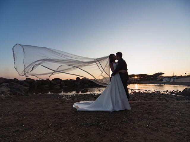 Il matrimonio di Fabio e Camilla a Santa Marinella, Roma 27