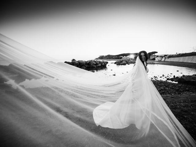 Il matrimonio di Fabio e Camilla a Santa Marinella, Roma 28