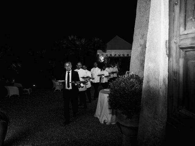 Il matrimonio di Fabio e Camilla a Santa Marinella, Roma 40