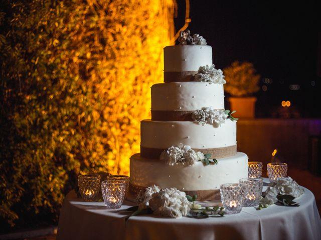 Il matrimonio di Fabio e Camilla a Santa Marinella, Roma 47