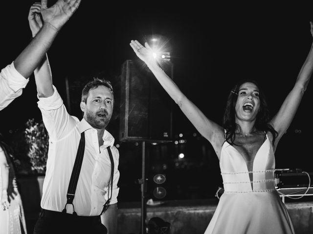 Il matrimonio di Fabio e Camilla a Santa Marinella, Roma 54