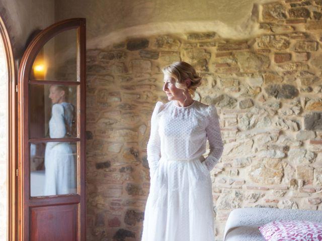 Il matrimonio di Fabio e Lara a Carmignano, Prato 13