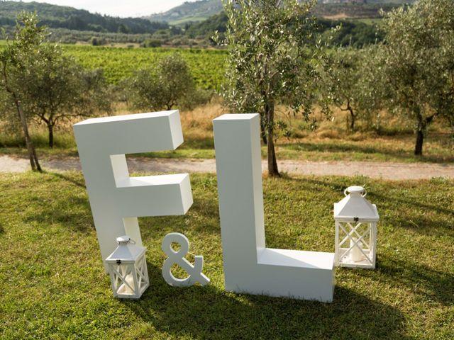Il matrimonio di Fabio e Lara a Carmignano, Prato 16