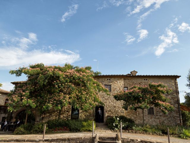 Il matrimonio di Fabio e Lara a Carmignano, Prato 17