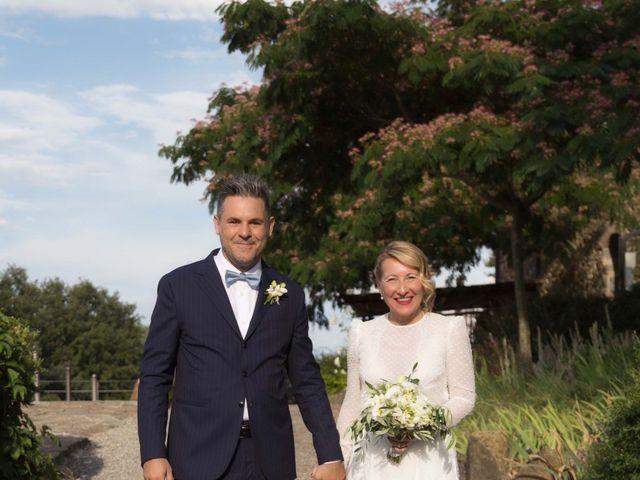 Il matrimonio di Fabio e Lara a Carmignano, Prato 19