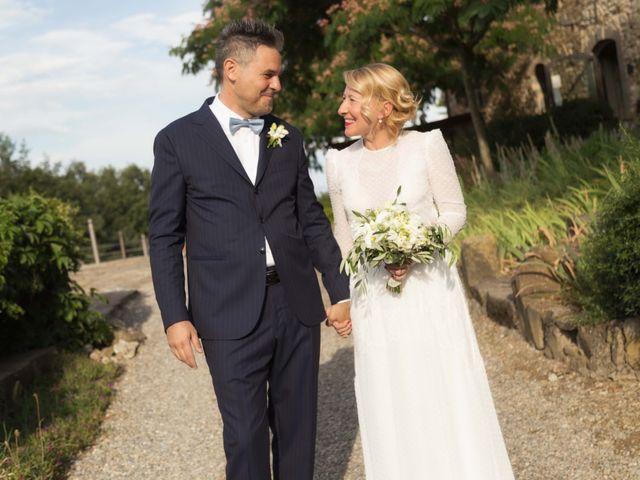 Il matrimonio di Fabio e Lara a Carmignano, Prato 20