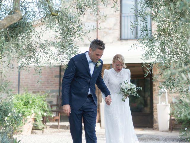 Il matrimonio di Fabio e Lara a Carmignano, Prato 21
