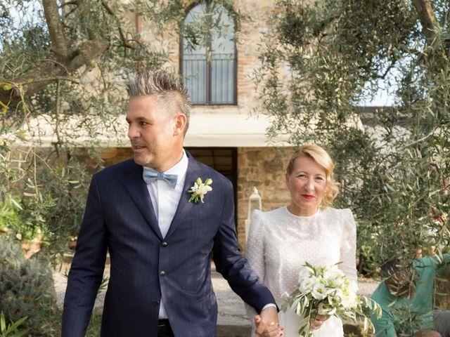 Il matrimonio di Fabio e Lara a Carmignano, Prato 22
